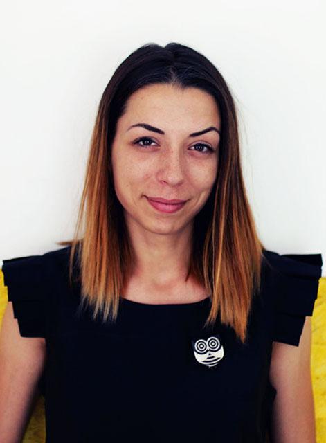 Maria-Smaranda Drughean